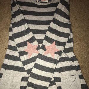 H&M sweater dress girls 6-8 years